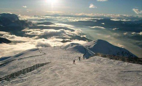Plosehütte – inmitten des beliebten Ski- und Wandergebietes Plose